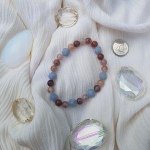 Handmade Gemstone Bracelet 🌻